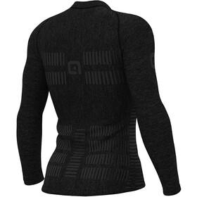 Alé Cycling Seamless Wool Maillot Mujer, grey